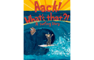 Aack! What's That?! - Cover