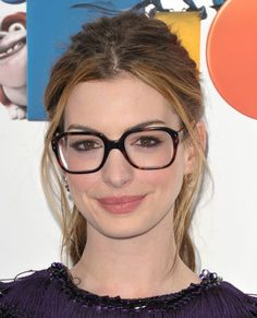 Anne hathaway glasses